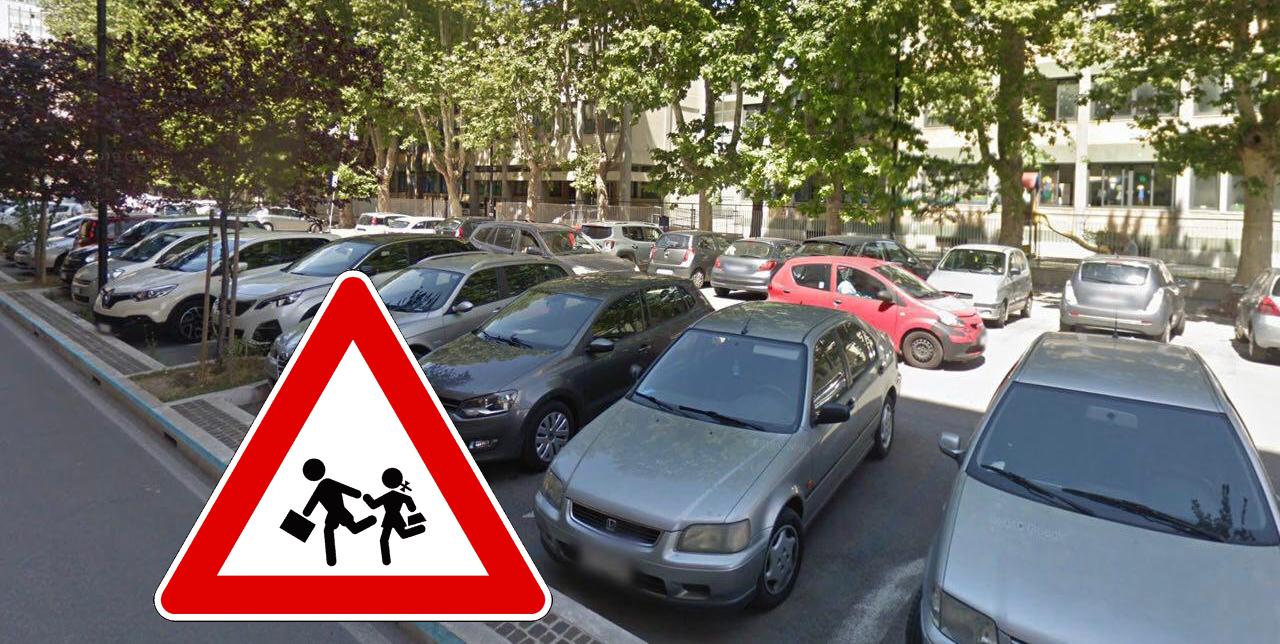 Strade scolastiche: delle scuole o delle auto?