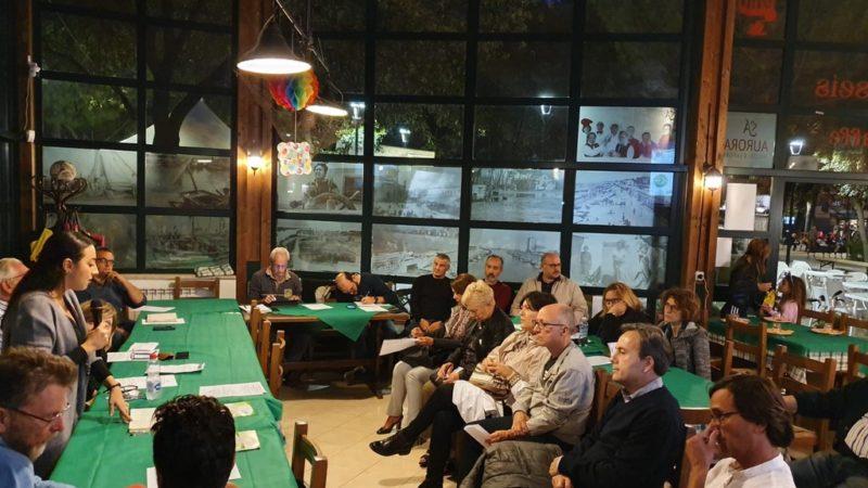 L'assemblea di Coalizione Civica del 9 ottobre 2019: al via i primi gruppi al lavoro