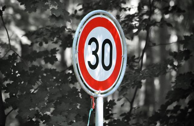 Limitare la velocità non basta
