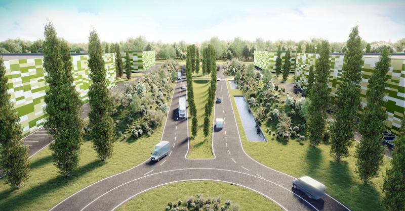 Raccordo Urbano Verde (RUV)